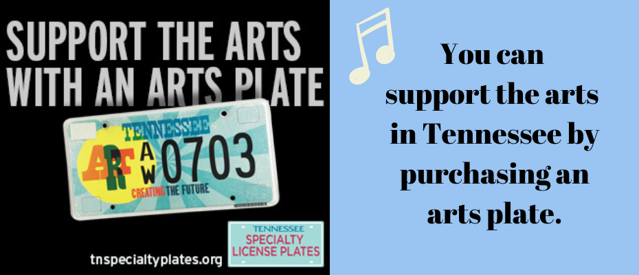 TN Specialty Arts Plates